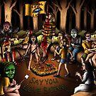 The Skin Crawling Creeps - Cropsy - Sleepaway Camp - Cannibal Holocaust - Halloween - Pet Sematary - Stephen King - Jason Voorhees - Camp Crystal Lake by sayyoulovesatan