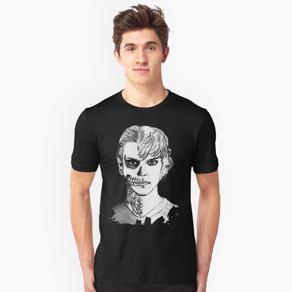 Tate - Darkness Unisex T-Shirt Front