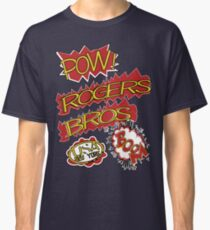 usa new york pow by rogers bros Classic T-Shirt