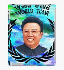 Wang Gang World Tour I iPad Case/Skin