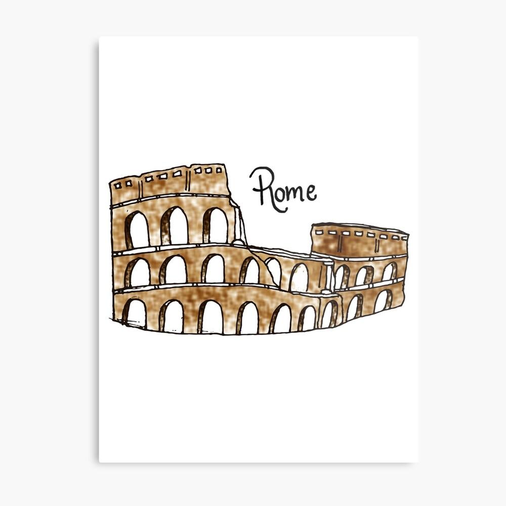 Roma Lámina metálica