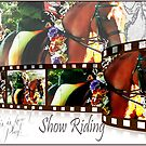 Show Riding by Janice O'Connor