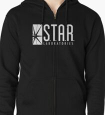 S.T.A.R. Laboratories Zipped Hoodie