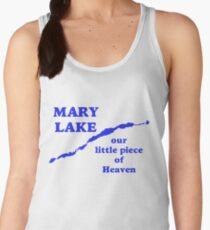 Mary Lake Our Little Piece of Heaven T-Shirt
