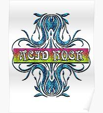 ACID ROCK Poster