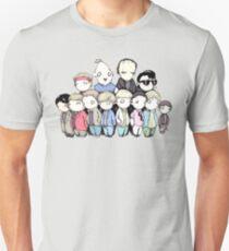 Goonies Vs Monster Squad Unisex T-Shirt