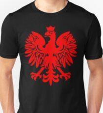 Polish Flag Red Eagle T-Shirt