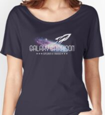 Galaxy Garrison Women's Relaxed Fit T-Shirt