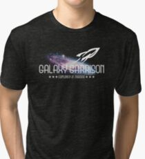 Galaxy Garrison Tri-blend T-Shirt