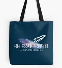 Galaxy Garrison Tote Bag