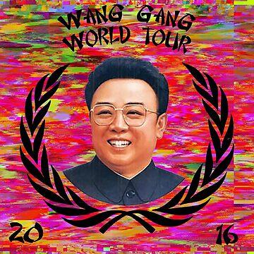 Wang Gang World Tour II by SleepingLotus