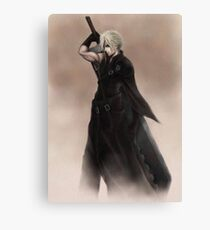 Cloud Strife Final Fantasy VII Canvas Print