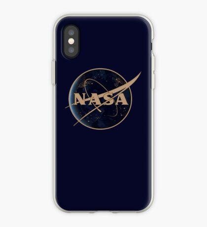 NASA at Night iPhone Case
