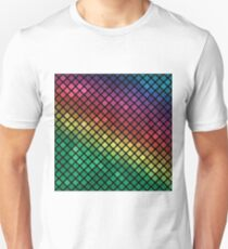 colorful abstract background Unisex T-Shirt