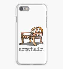 armchair iPhone Case/Skin
