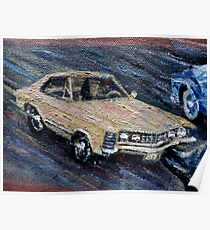 BUICK RIVIERA - CLASSIC Poster