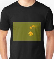 fluttering flowers Unisex T-Shirt