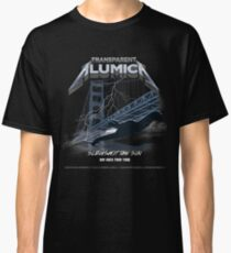 Transparent Alumica Bay Area Tour Shirt Classic T-Shirt