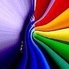 rainbow twist by lensbaby