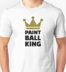 Paintball king crown T-Shirt