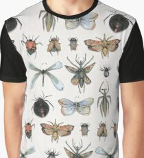 Entomology Graphic T-Shirt