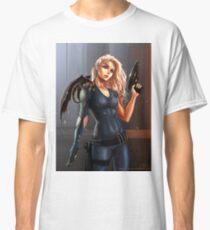Sci-Fi Game of Thrones - Daenerys Targaryen Classic T-Shirt