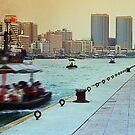 Dubai Creek #01 by Larry Costales