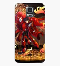 Kieth | Red Paladin of Fire | Aries Case/Skin for Samsung Galaxy