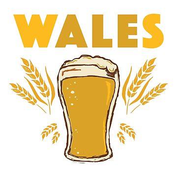 Wales by Glaslyn