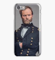 General William T. Sherman - Civil War iPhone Case/Skin