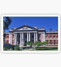 Western Australia Supreme Court  Sticker