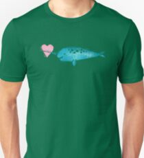 Narwhal Love Unisex T-Shirt