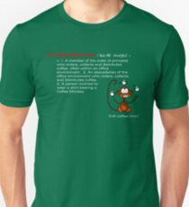 Coffee Monkey - Definition T-Shirt