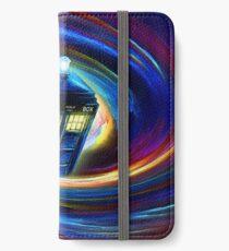Time Vortex iPhone Wallet/Case/Skin