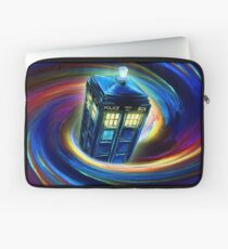 Time Vortex Laptop Sleeve