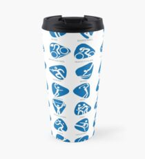 Olympics Icon Pictograms Set Travel Mug
