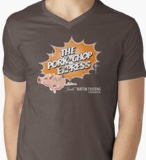 Pork Chop Express - Distressed Light Mocha Variant T-Shirt