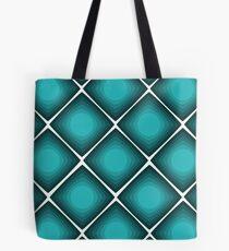 Retro Cube Tote Bag