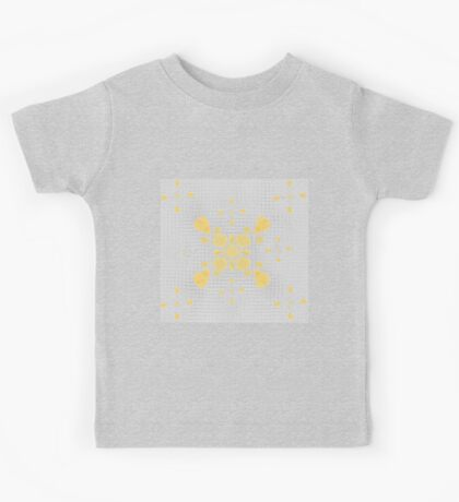 Glorious Gold - Prettily Paisley Kids Clothes