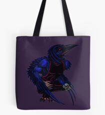 Were Raven Tote Bag