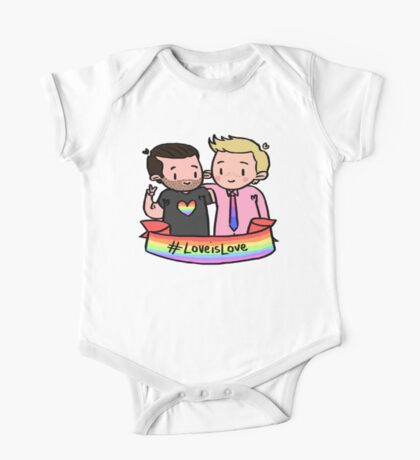 from Reece gay pride baby clothes