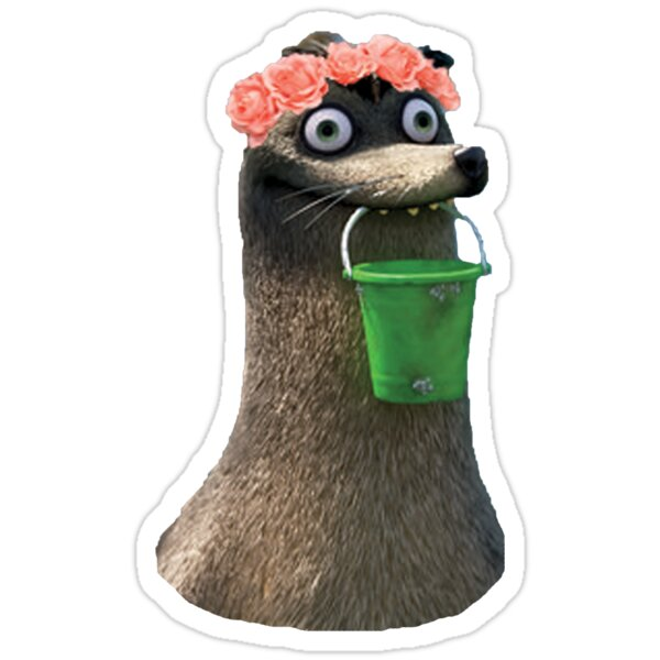 Quot Gerald Finding Dory Flower Crown No Background