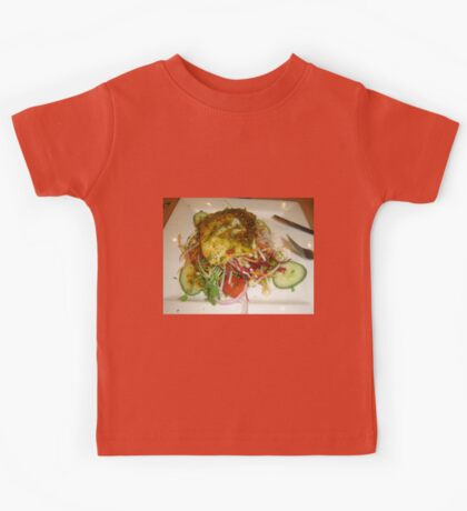 Stacked Food Kids Clothes