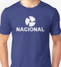 NACIONAL - AYRTON SENNA F1 SPONSOR Unisex T-Shirt