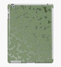 Leaves - earth symbol, 4 elements iPad Case/Skin