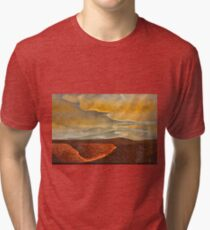 Desert Sunset Tri-blend T-Shirt