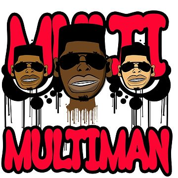 Multiman by ctdgraphicx
