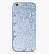 Spirals - air symbol, 4 elements iPhone Case
