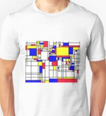 LARGE MONDRIAN T-Shirt