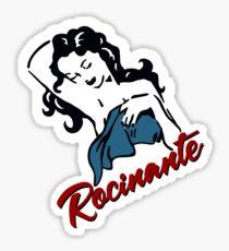 Rocinante Sticker